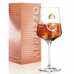 Aperizzo Aperitif Glass by Werner Bohr