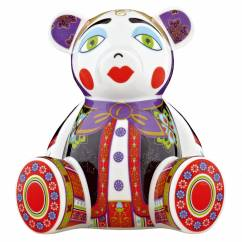Teddy Bank Money Box Bear by Alena St. James