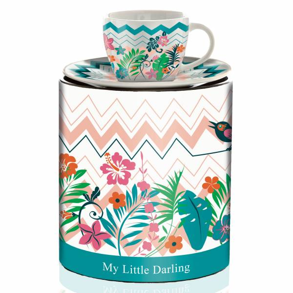 My Little Darling espresso cup by Helena Ladeiro