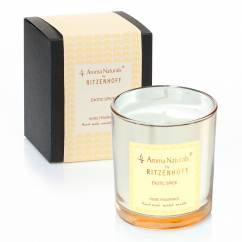 Luxury scented candle, Exotic Spice (H: 8 cm, ø 7 cm)