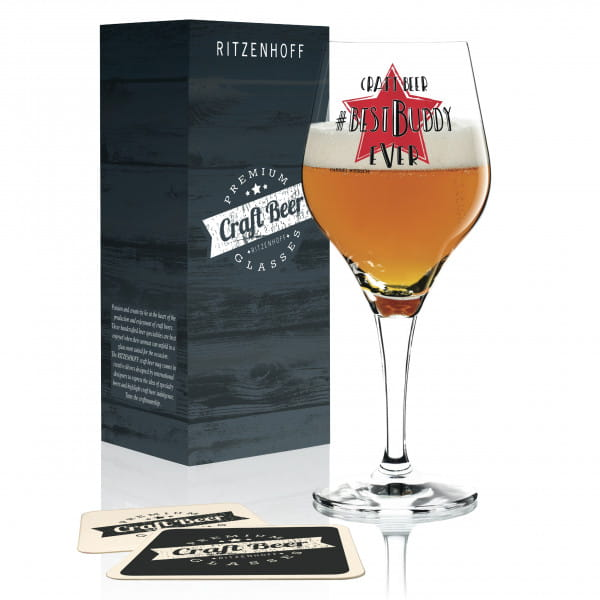 Craft Beer Bierglas von Gabriel Weirich