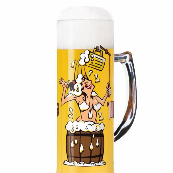 Seidel Bierkrug 0,5 l von Oliver Hartmann