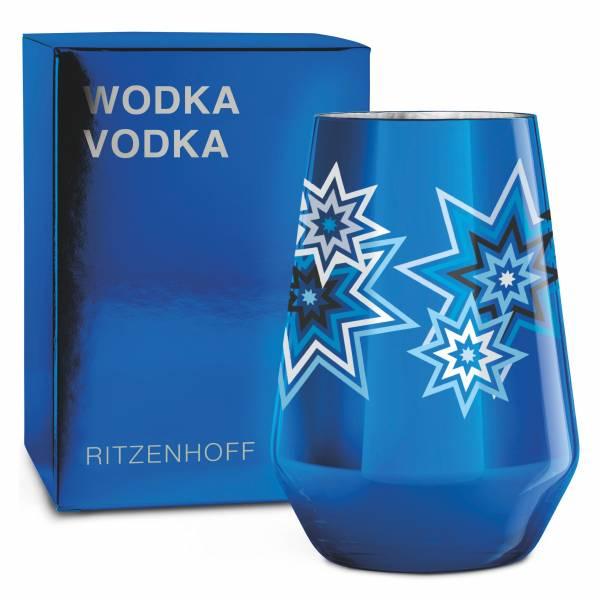 VODKA Vodkaglas von sieger design