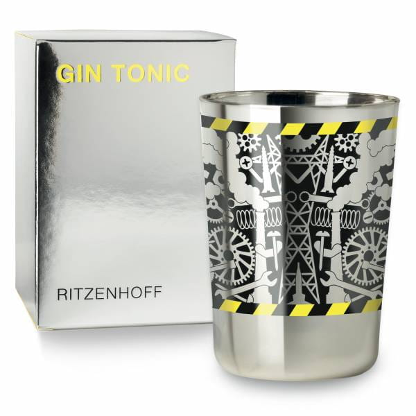 GIN TONIC Ginglas von Studio Job
