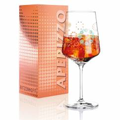 Aperizzo Aperitif Glass by Juliane Breitbach