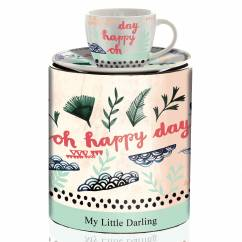 My Little Darling espresso cup by Constanze Guhr