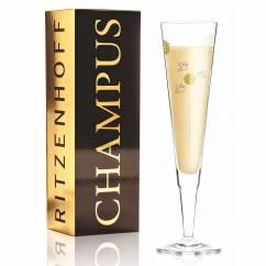 Champus Champagne Glass by Ramona Rosenkranz