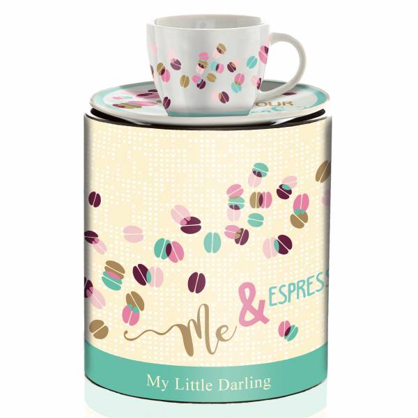 My Little Darling espresso cup by Claudia Schultes (Break)