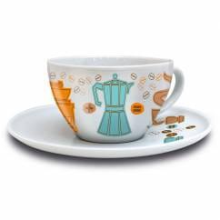 Coffee Love Cappuccinotasse von Thomas Marutschke