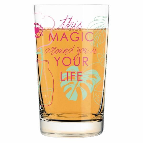 Everyday Darling Softdrinkglas von Virginia Romo