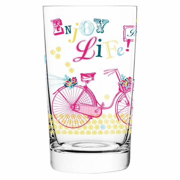 Everyday Darling Softdrinkglas von Kathrin Stockebrand