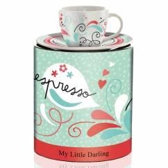 My Little Darling Espressotasse von Claudia Schultes (Ciao)
